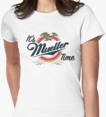 MUELLER ZEIT Tailliertes T-Shirt für Frauen