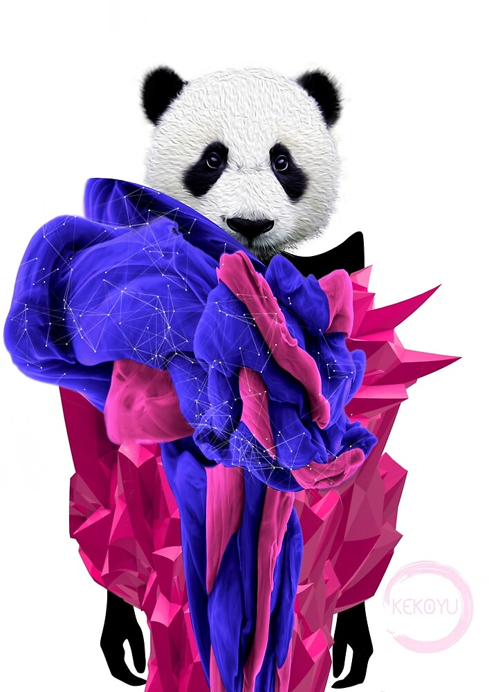 панда леди картинка