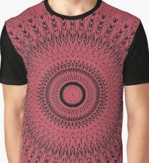 Kaleidoscopic Graphic T-Shirt