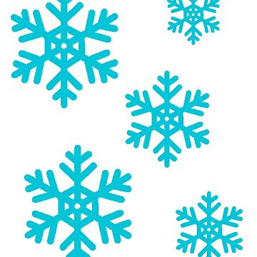 Snowflakes decoration for Christmas by AsKartongs