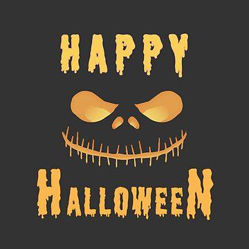 Happy Halloween by XrissyTheFirst