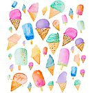 Ice Cream by Vincent Sandoval