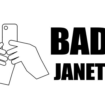 bad janet by aluap106