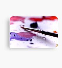 Paintbrush Canvas Print