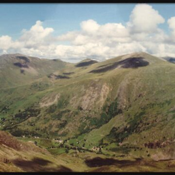 wide view from snowdon by George-Johnson