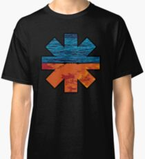 Asterisk with rhcp texture Classic T-Shirt