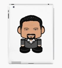 Mr. Organizer POLITICO'BOT Toy Robot iPad Case/Skin