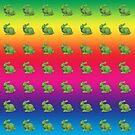 Rabbit pattern by jsebouvi