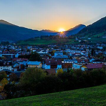 Vipiteno, Italy by PeterCseke