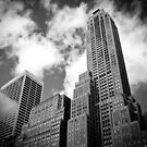 cityscape by Carlos Restrepo