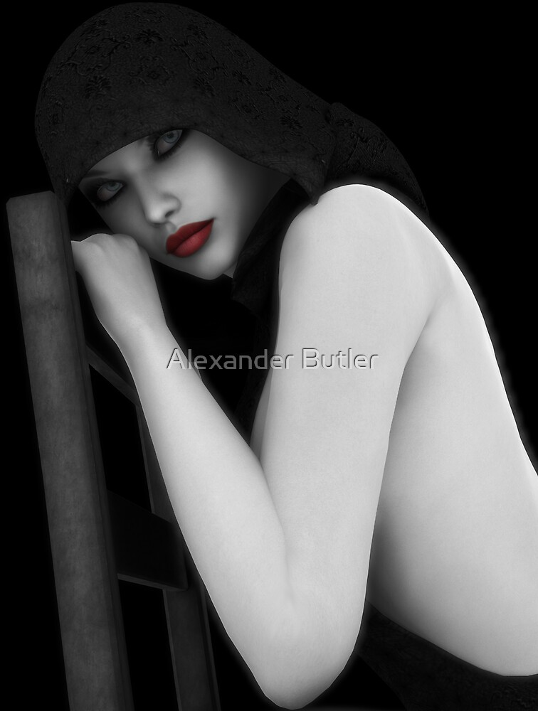 Secretive Lust by Alexander Butler
