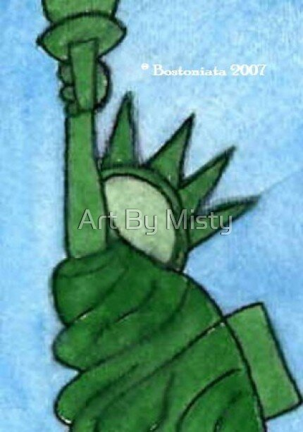 Liberty by Art By Misty