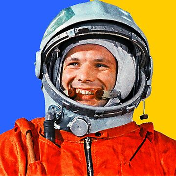 GAGARIN (COLOUR) by IMPACTEES