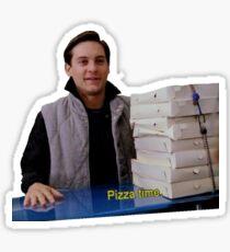 PIZZA TIME! Sticker