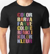 Color Unisex T-Shirt