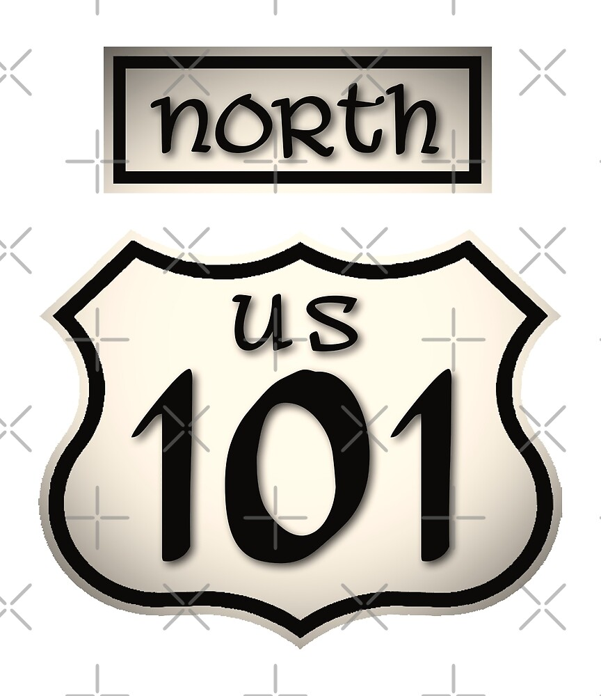 US 101 North by Tucoshoppe