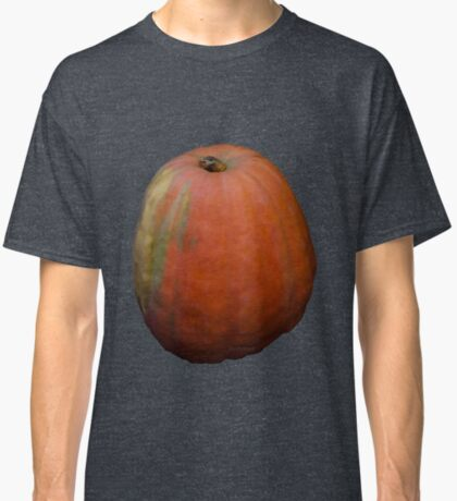 Pumpkin Pumpkin Pink  And Green Classic T-Shirt