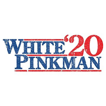White Pinkman 2020 by huckblade