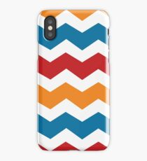 Charizard Chevron iPhone Case/Skin