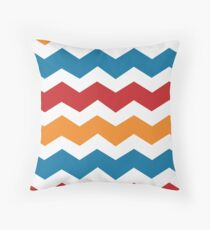 Charizard Chevron Throw Pillow