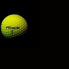 Golf Ball, Pinnacle 2. by Billlee