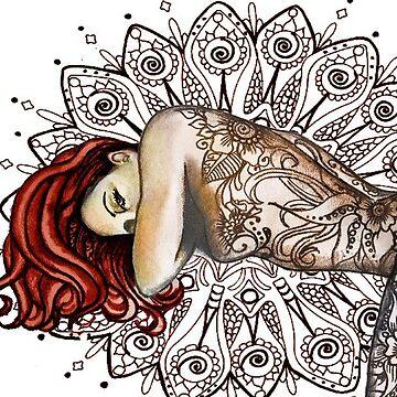 Henna Exoctica by bajidoo