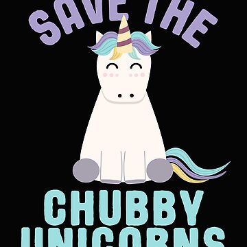 Save the Chubby Unicorns by 2djazz