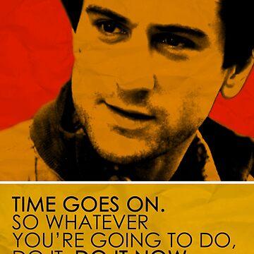 Robert De Niro Inspirational Quote by pahleeloola