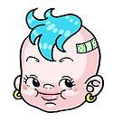 punk boy by sarabea