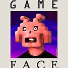 Game Face by Smallbrainfield