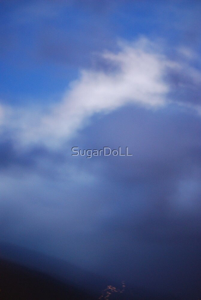 clouds by SugarDoLL