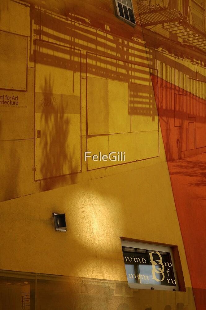Window of memory by FeleGili