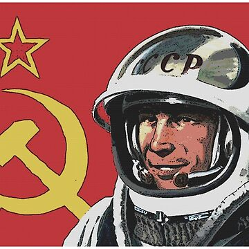 GAGARIN (CCCP) by IMPACTEES