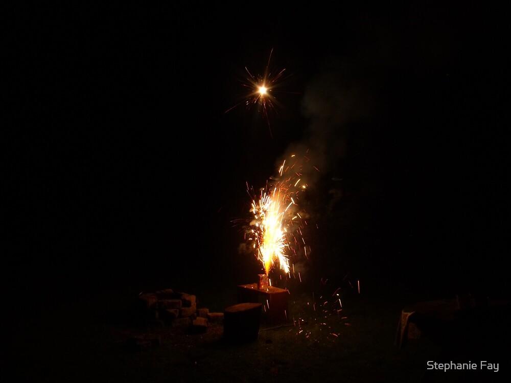 Star burst by Stephanie Fay