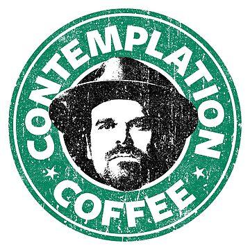 Contemplation Coffee by huckblade