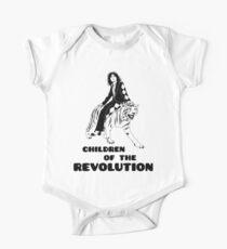 Marc Bolan T Rex - Children of the Revolution Short Sleeve Baby One-Piece
