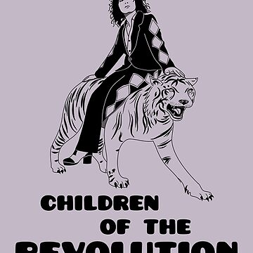 Marc Bolan T Rex - Children of the Revolution by jpearson980