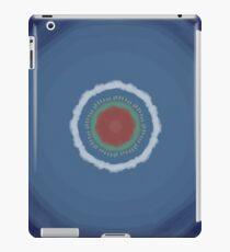 Circle Earth iPad Case/Skin