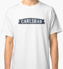 City of Carlsbad Sign Classic T-Shirt