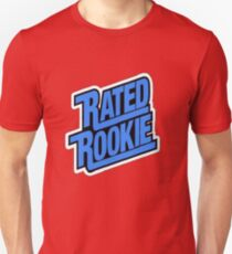 Rated Rookie - Baseball Card Logo Unisex T-Shirt