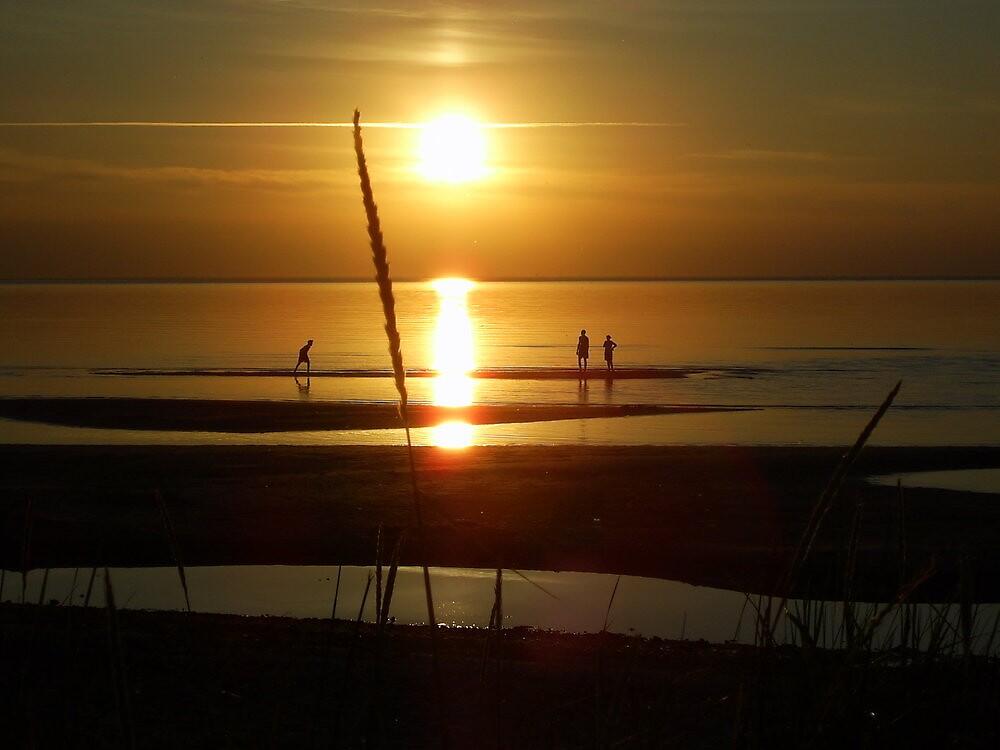 July Sunset by jannielund