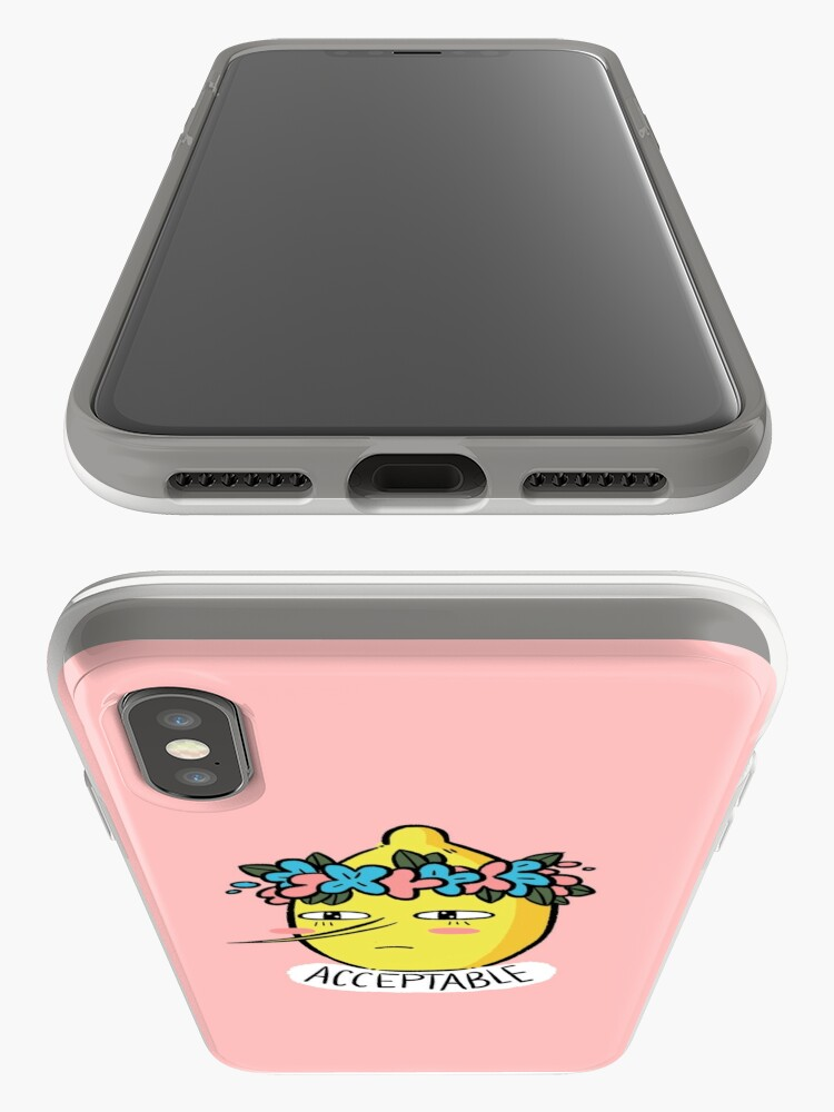 Alternate view of Soft Lemongrab  iPhone Cases & Covers