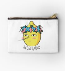 Soft Lemongrab  Studio Pouch