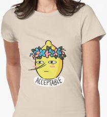 Lemongrab Doux T-shirt moulant femme