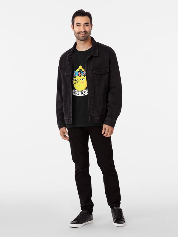 Alternate view of Soft Lemongrab  Premium T-Shirt