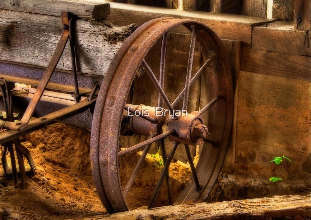 Wagon Wheel by Lois  Bryan