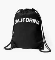 California Drawstring Bag