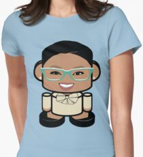 Special Ops POLITICO'BOT Toy Robot  Women's Fitted T-Shirt