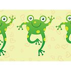 Smiling Baby Frog by Zoo-co