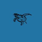 Turtle by . VectorInk